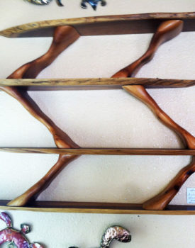 hawaiian-koa-wood-wall-four-shelf