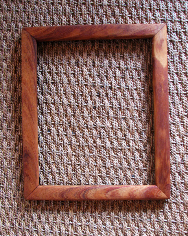 Koa Wood Picture Frame Hawaii Treasure Mill